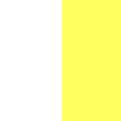 Blanc / Jaune - BLJA