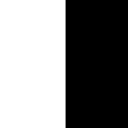 Blanc / Noir - BLN