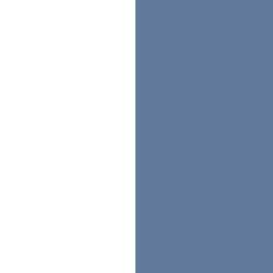 Blanc / Bleu Jeans - BLBJ