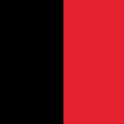 Noir / Rouge - N/R