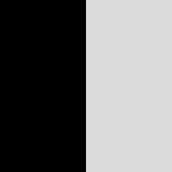 Noir / Gris Clair - N/GC