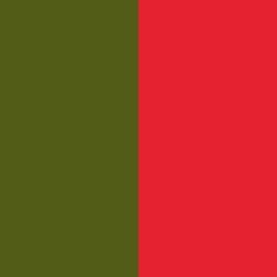 Kaki / Rouge - KA/R
