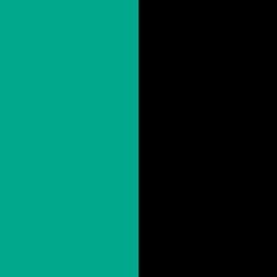 Emeraude/noir - EMN