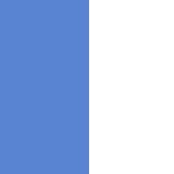 Blue/blanc - BLUBL