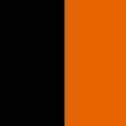 Noir/Orange - NOG