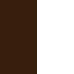 CHOCOLAT/BLANC - CHBL