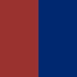 Rouge Carmin/Marine - CRME