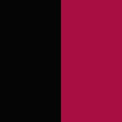 Noir/Rouge Carmin - NCR